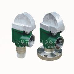 Mud pump JA-3 shear pin safety valve