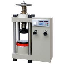 Concrete Compression Testing Machine (YES-2000)