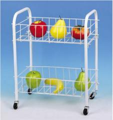 Serving carts