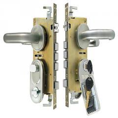 510A系列防火防盗锁