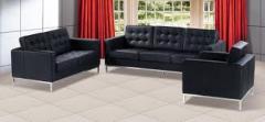 Leather Sofa (F08#)