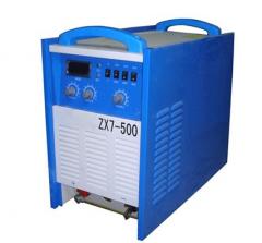 ZX7-500逆变直流电焊机