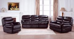 Les fauteuils en cuir