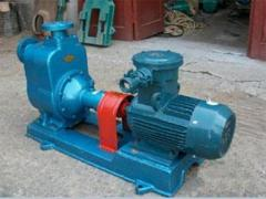 Hardened pumps