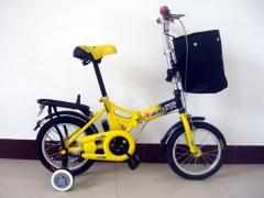 Folding bicycles