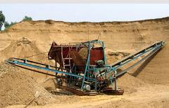 Cribas de arena
