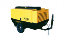 中型电动移动式空压机