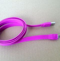 Flat Micro USB Cable (1)