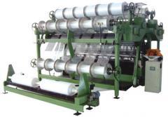 DR5 DPLM/30型中长绒双针床经编机