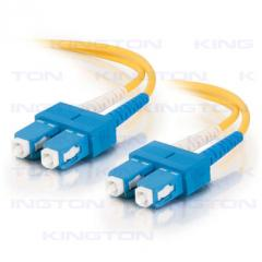 SC单模光纤跳线