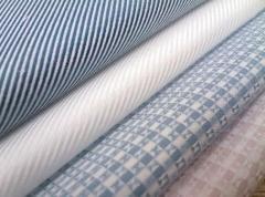 棉类系列面料