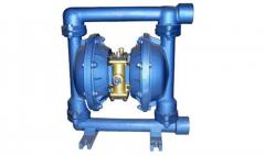 BY系列气动隔膜泵