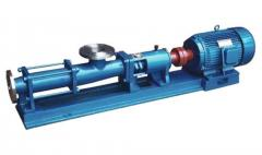 LG系列不锈钢螺杆泵