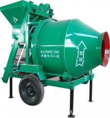 JZM350型 砼搅拌机