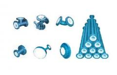 Teflon pipes