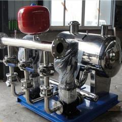 无负压变频恒压给水设备