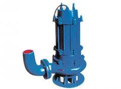 Sewage-mass pumps