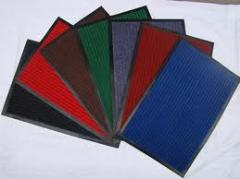 Рvc floor mat