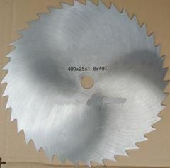 Saws disk for a tree
