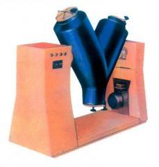 Dental vacuum mixers