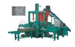 Machinery and equipment for production, blending