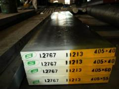 Cold work tool steels 1.2767