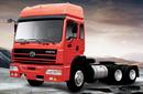 HONGYAN brand tractor - 6X4