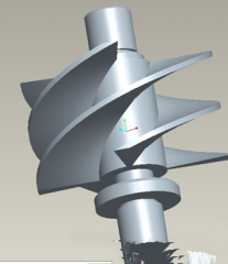 景悦井下螺旋叶片分离器井下螺旋叶片分离器/螺旋叶片