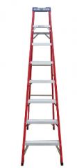 2级8'玻璃钢梯子