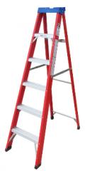 2级6'玻璃钢梯子