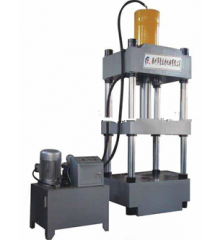 立特机械有限公司YQ系列 液压机四柱三梁液压机