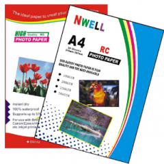Resin Coated Photographic Paper