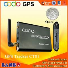 Automobile GPS trackers