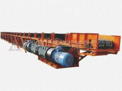 Conveyors for mines vibrational and inertional