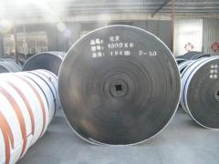 Conveyor belts made of textile materials