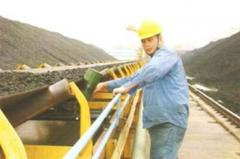 Conveyors for mines