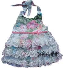 New Fashion Pretty Girl's Dress
