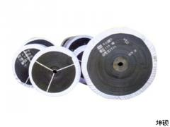 Conveyor heat-resistant tapes