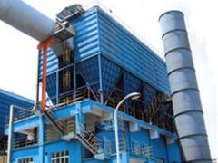 GMC高温脉冲袋式除尘器
