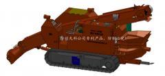 MQC30型煤矿用清仓机