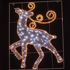 圣诞灯饰 SW-3D011