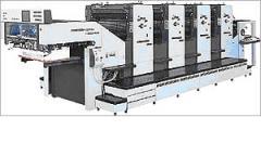 Four-color unit-type offset press