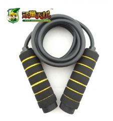 220x Bicolor Sponge handle Jump Rope, Rope
