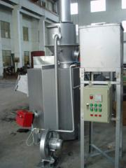 Equipment for incineration