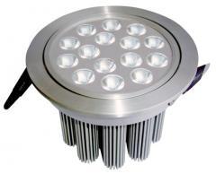 LED false ceiling light /Cree-XPE, 300mA,