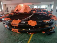 HSC PACK Open-Reversible Inflatable Liferaft