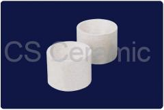 Crucibles, ceramic, for industrial use