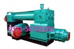 Brick manufacturing equipment