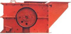 Hammer reversible crusher