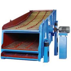 Vibrating screens bunk
